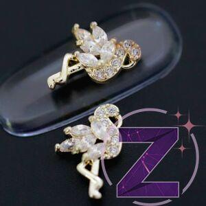 zodiac körömékszer cirkónia kövekkel