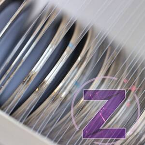 körömdíszítő szalag 1mm silk
