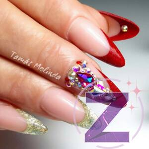 Melinda Tamas nails