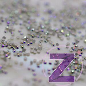 preciosa strasszkő ss2 méretben crystal ab színben