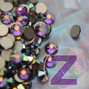 zodiac strasszkő ss20 méretben light amethyst ab színben