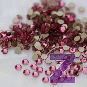 zodiac strasszkő ss16 méretben rose színben