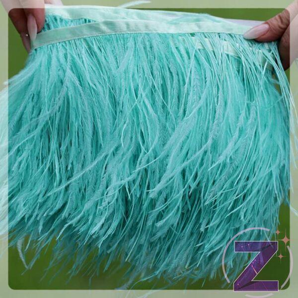 toll ruhadekoráció aquamarine színben
