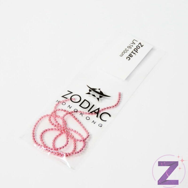 Lánc - LA16 - Rózsaszín 30 cm