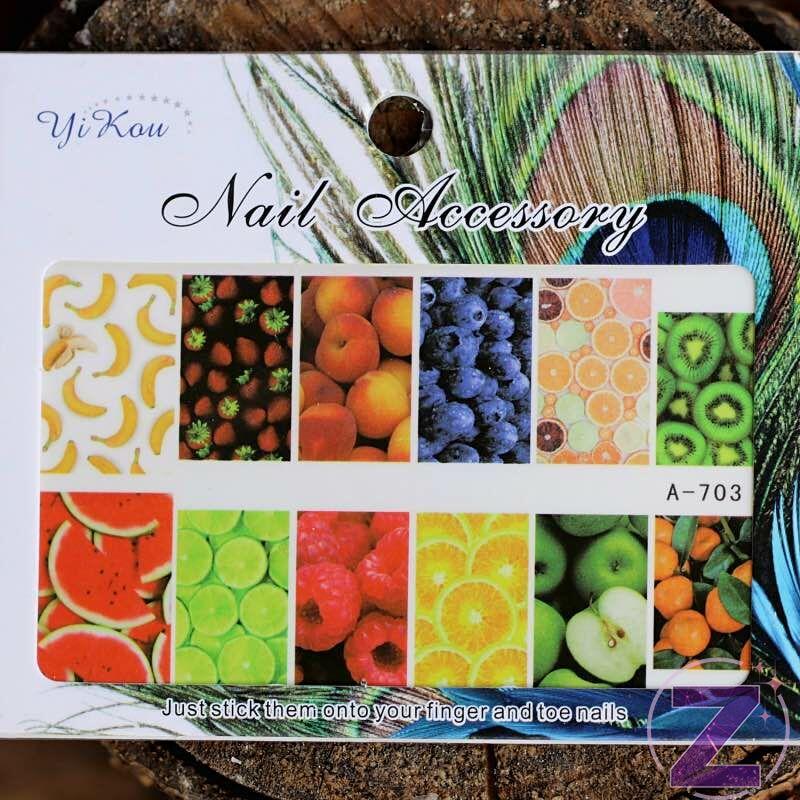 körömmatrica fruit