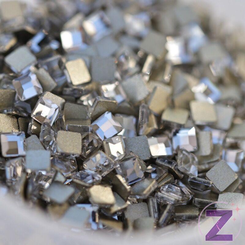 zodiac üveg forma crystal színű négyzet