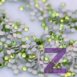 preciosa strasszkő ss5 méretben limecicle színben