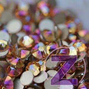 zodiac strasszkő ss20 méretben golden dream színben