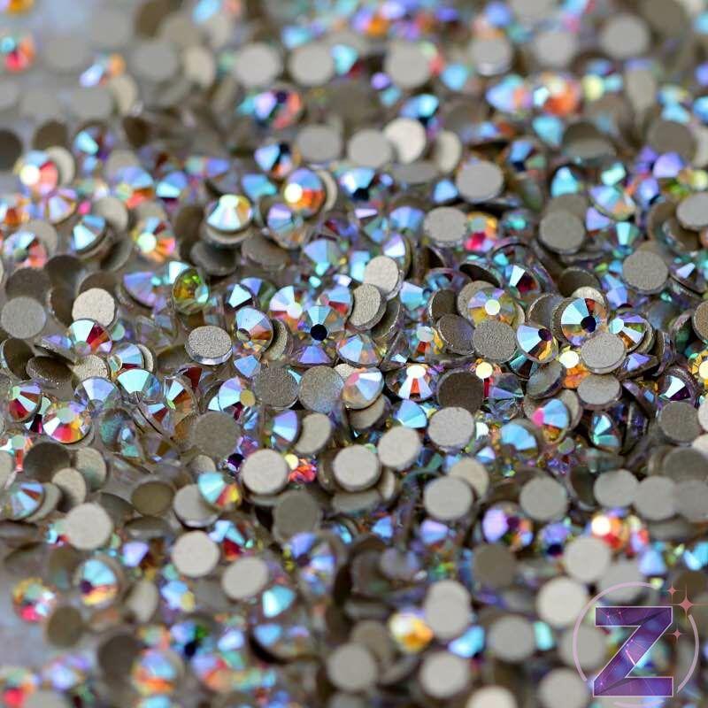 budget strasszkő ss5 méretben crystal ab ice 1440db